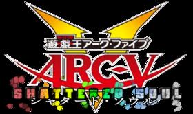 Yu-Gi-Oh-ARC-V Shattered Soul JP logo.png