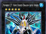 Number C37: Hope Buried Dragon Abyss Spider