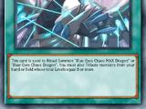 Blue-Eyes Chaos Dragon Ritual