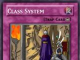 Class System (Custom)