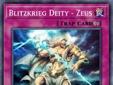 Blitzkrieg Deity - Zeus