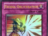 Exodia Obliteration (Custom)
