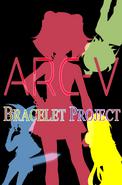 Yu-Gi-Oh-ARC-V Bracelet Project Poster
