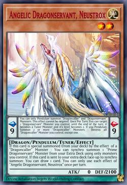 Angelic Dragonservant, Neustrox.png