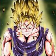 Saiyan's Anger - Super Saiyan Transformation EN Artwork V0