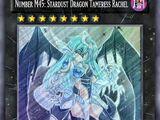 Number M45: Stardust Dragon Tameress Rachel