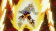 The Saiyans Fighting Spirit EN JOTD Artwork V0