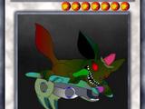 Disk Hyena of Evil VINE