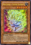 Kid Goku - Super Saiyan 1 EN TDS1