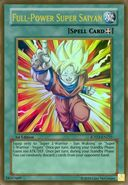 Full-Power Super Saiyan EN JOTD
