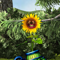 Sunflower of Greed