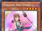 Yokaidy Oni Gyaru