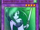 Elemental KNIGHT Ally - Gust VINE, Breeze