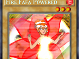 Fire Fafa Powered