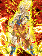 The Saiyans Fighting Spirit EN JOTD Artwork V1