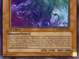 Black Luster Dragon - Envoy of Eternity