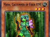 Mana, Cactunner of Fiber VINE