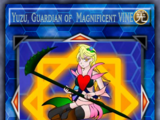Yuzu, Guardian of Magnificent VINE