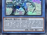 Blue-Eyes Chaos ZERO Dragon