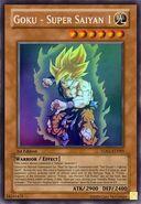 Goku - Super Saiyan 1 EN TDS1