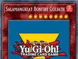 Salamangreat Bonfire Goliath