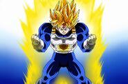 Ascended Super Saiyan EN JOTD Artwork V0