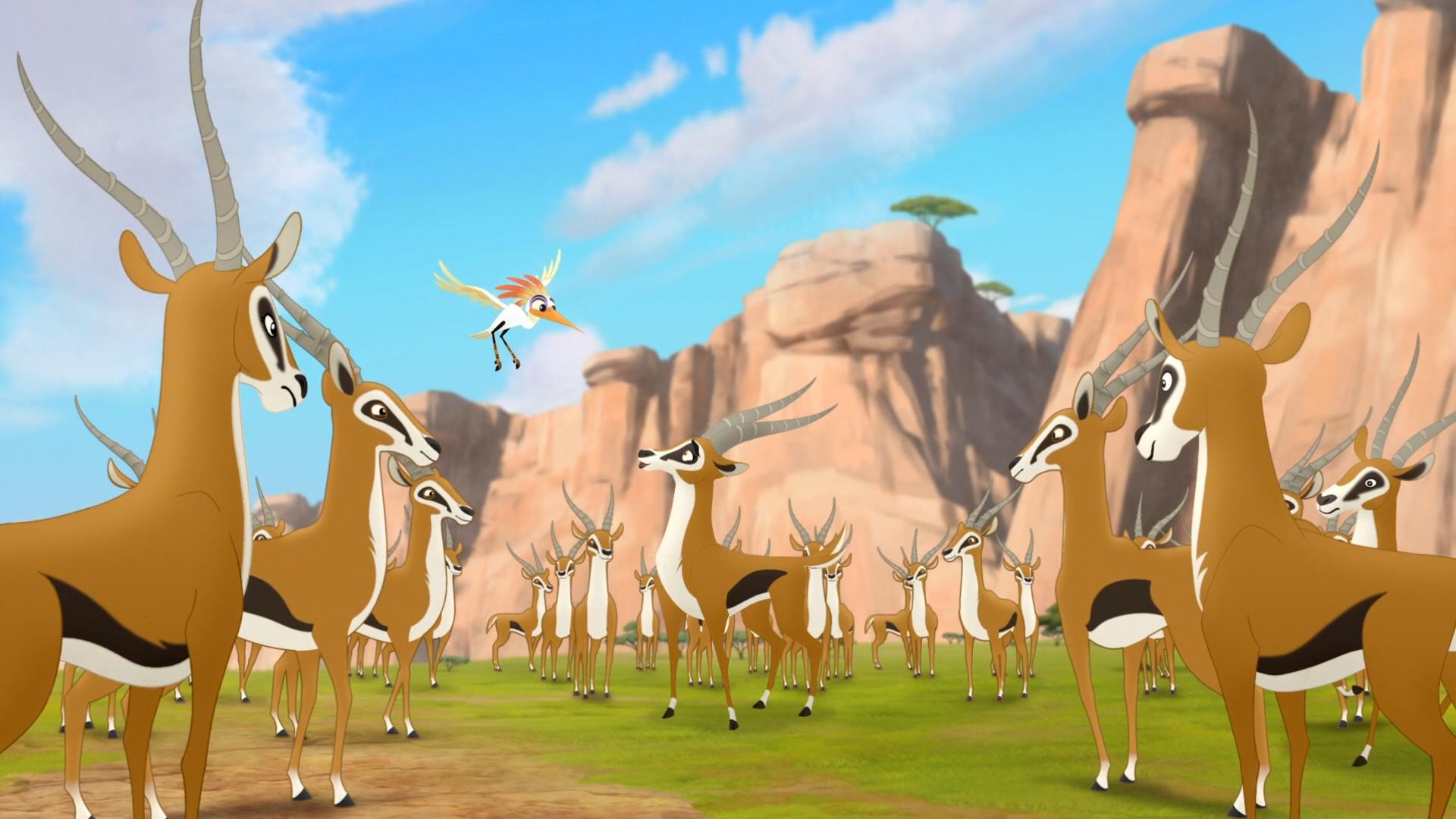 Swala's herd