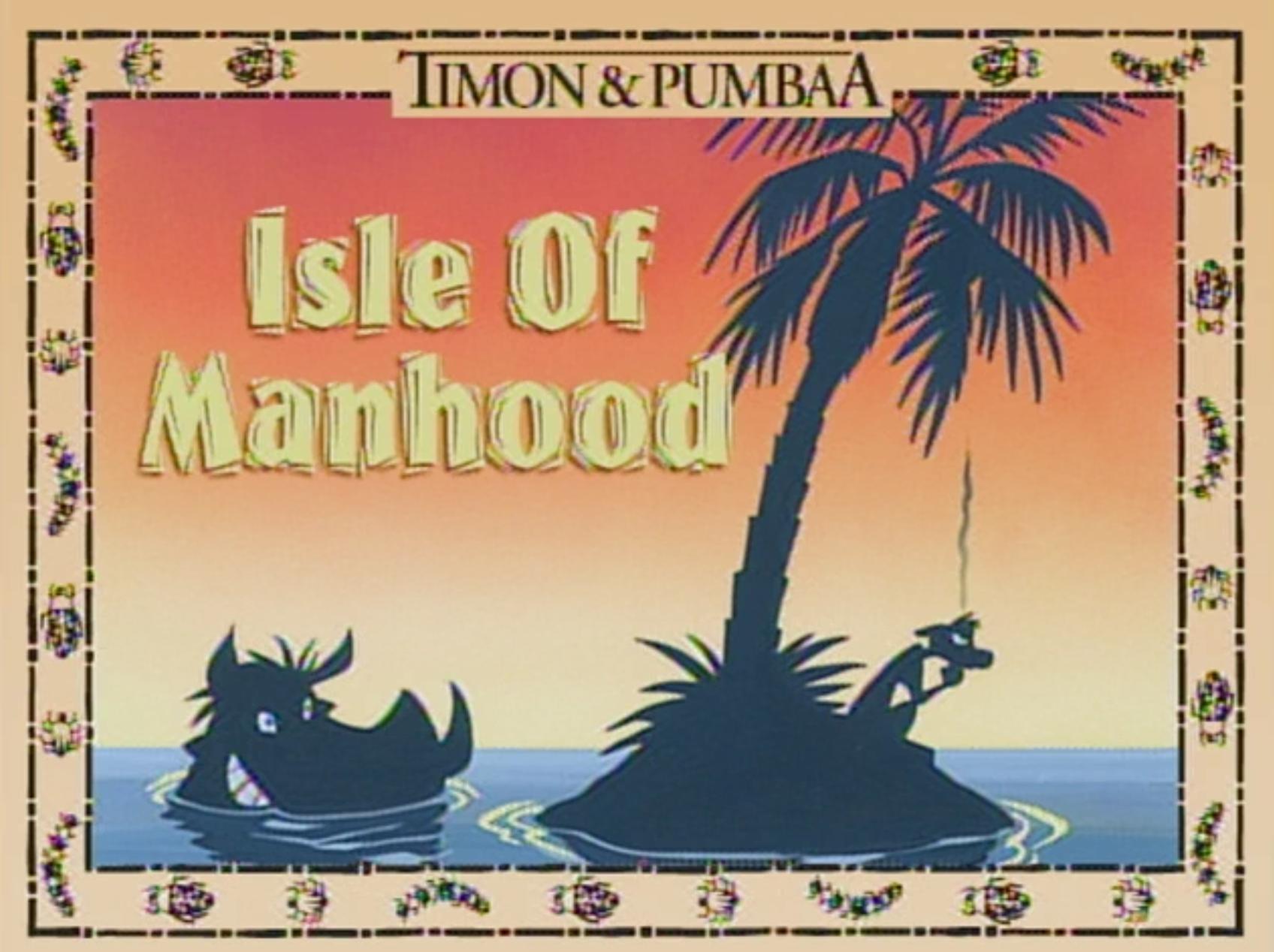 Isle of Manhood