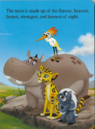 We Are The Lion Guard 3