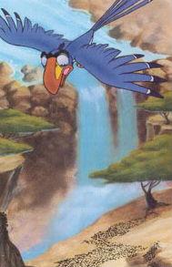 Zulu Falls