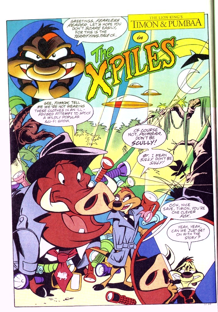 The X-Piles