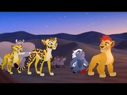 The Lion Guard- As You Move On - Full Song with lyrics (High Quality) - Journey to the Pride Lands