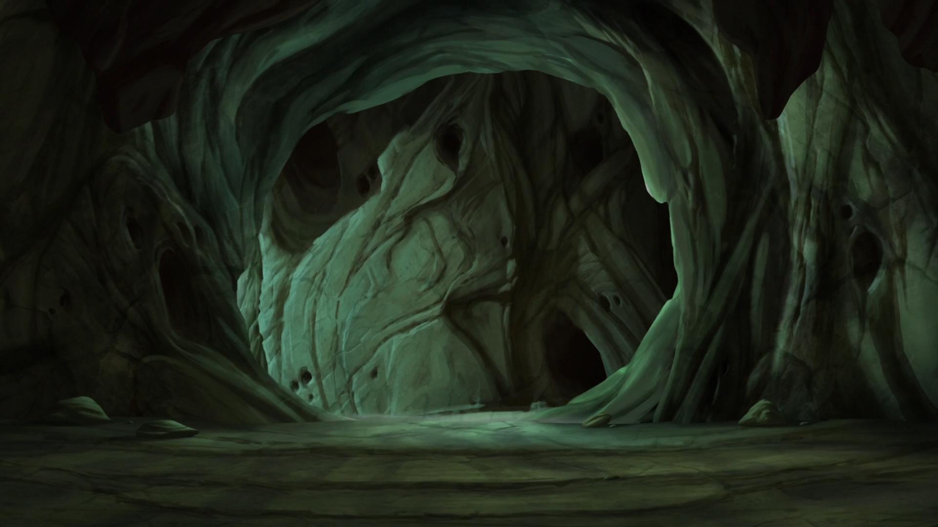Nandembo Caverns