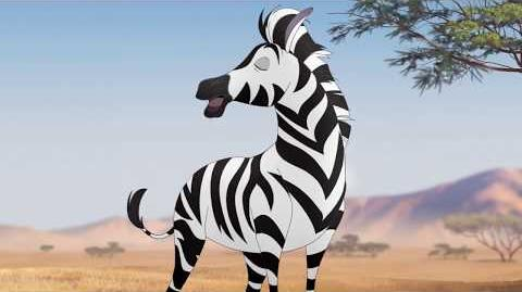 The Lion Guard The Zebra Mastermind Song