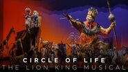 Circle of Life - The Lion King Musical