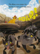 Kion's Roar 5