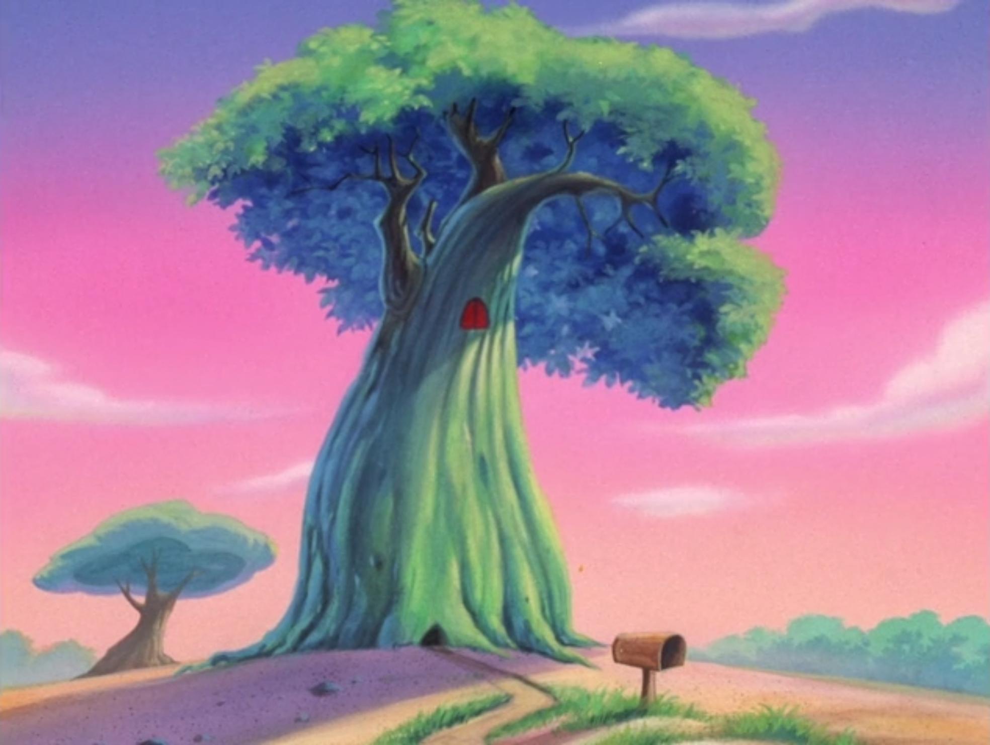 Zazu's tree