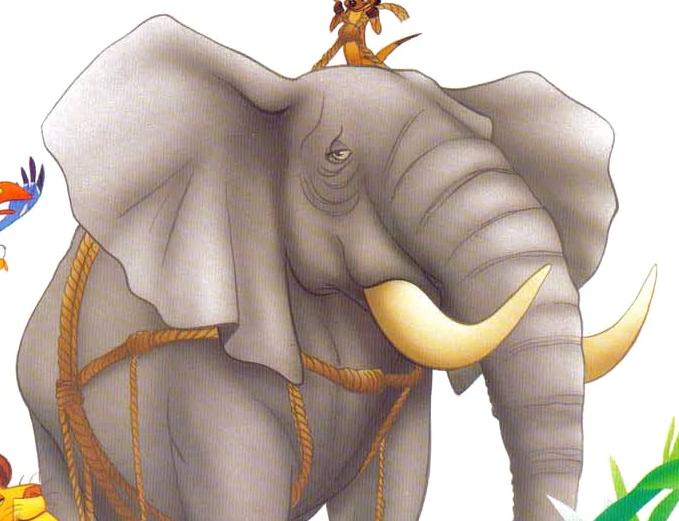 Jelani (elephant)