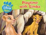 Playtime with Simba