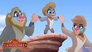As You Move Forward Music Video 🐵 The Lion Guard Disney Junior