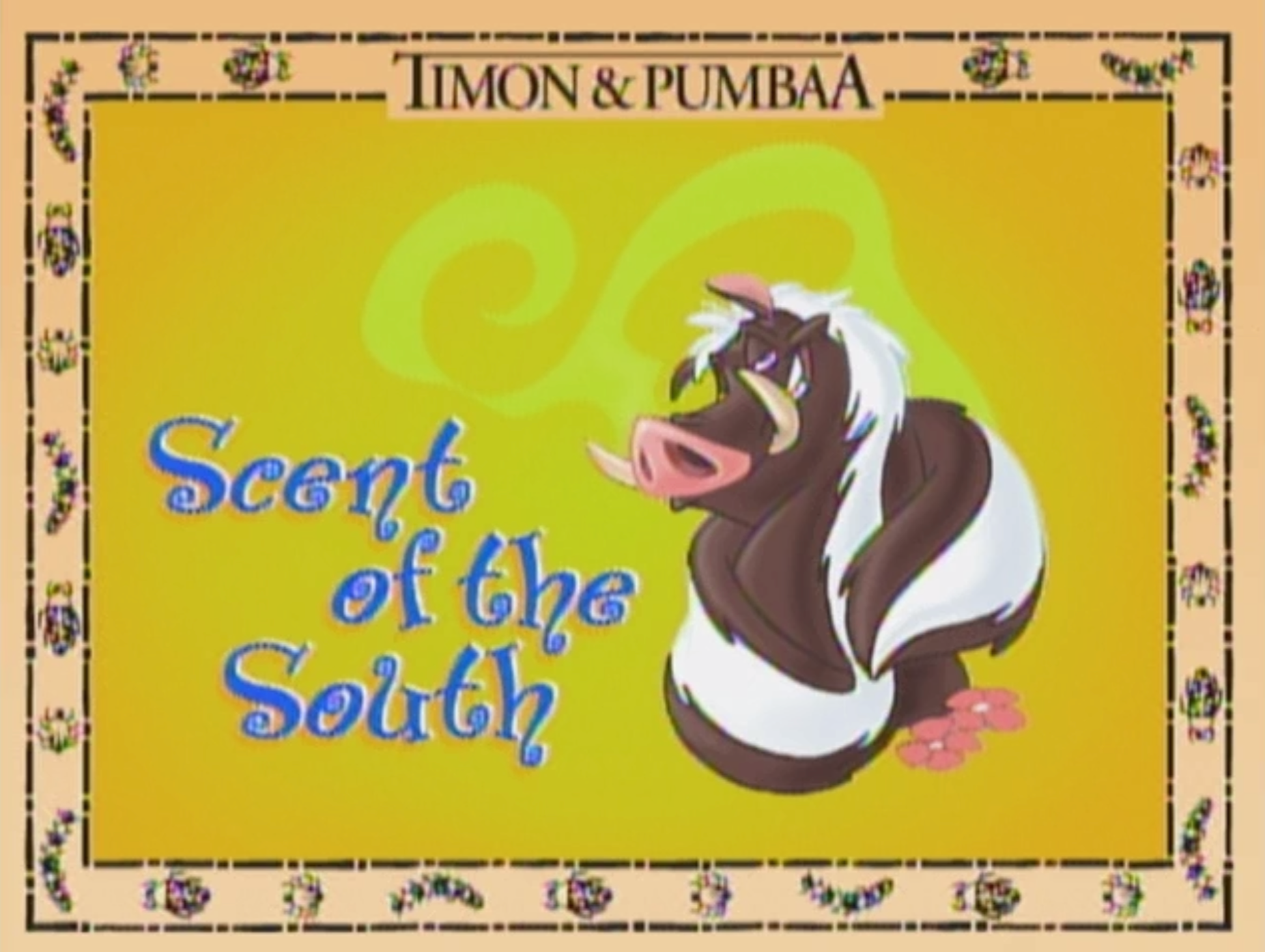 Scent of the South