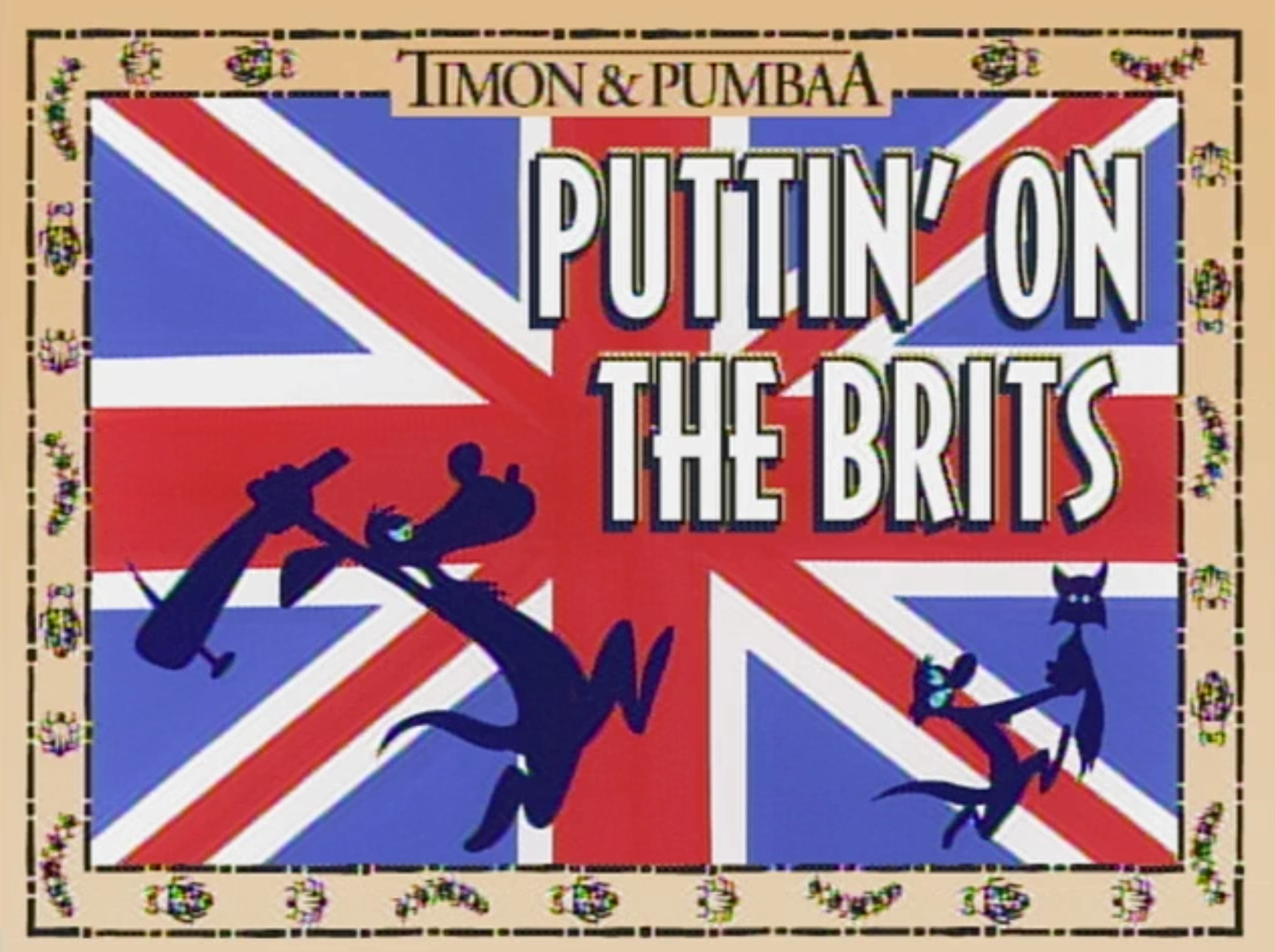 Puttin' on the Brits