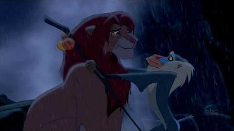 The Lion King King of Pride Rock HD