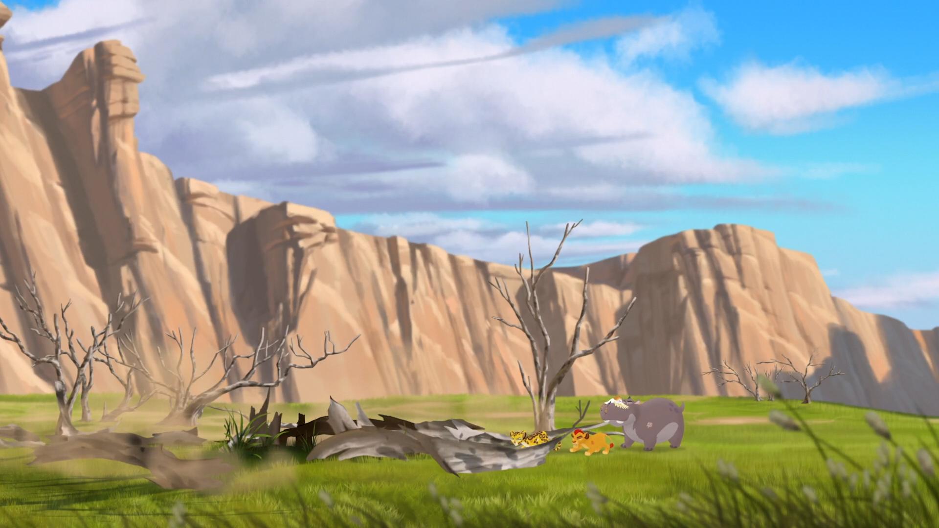 Mekundu Cliffs
