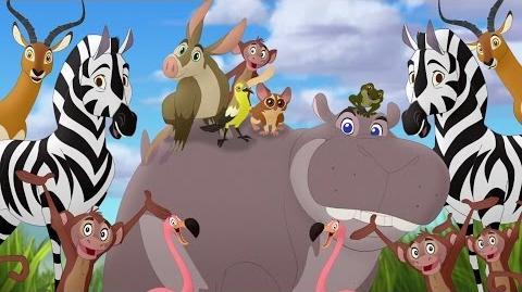Hippo Lanes (song)