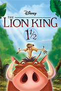 The Lion King 1.5 Digital cover