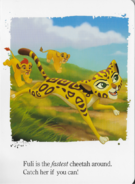 We Are The Lion Guard 8