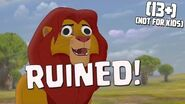 THE LION GUARD RUINED SIMBA!