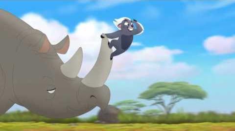 The Lion Guard Soundtrack Disney Junior