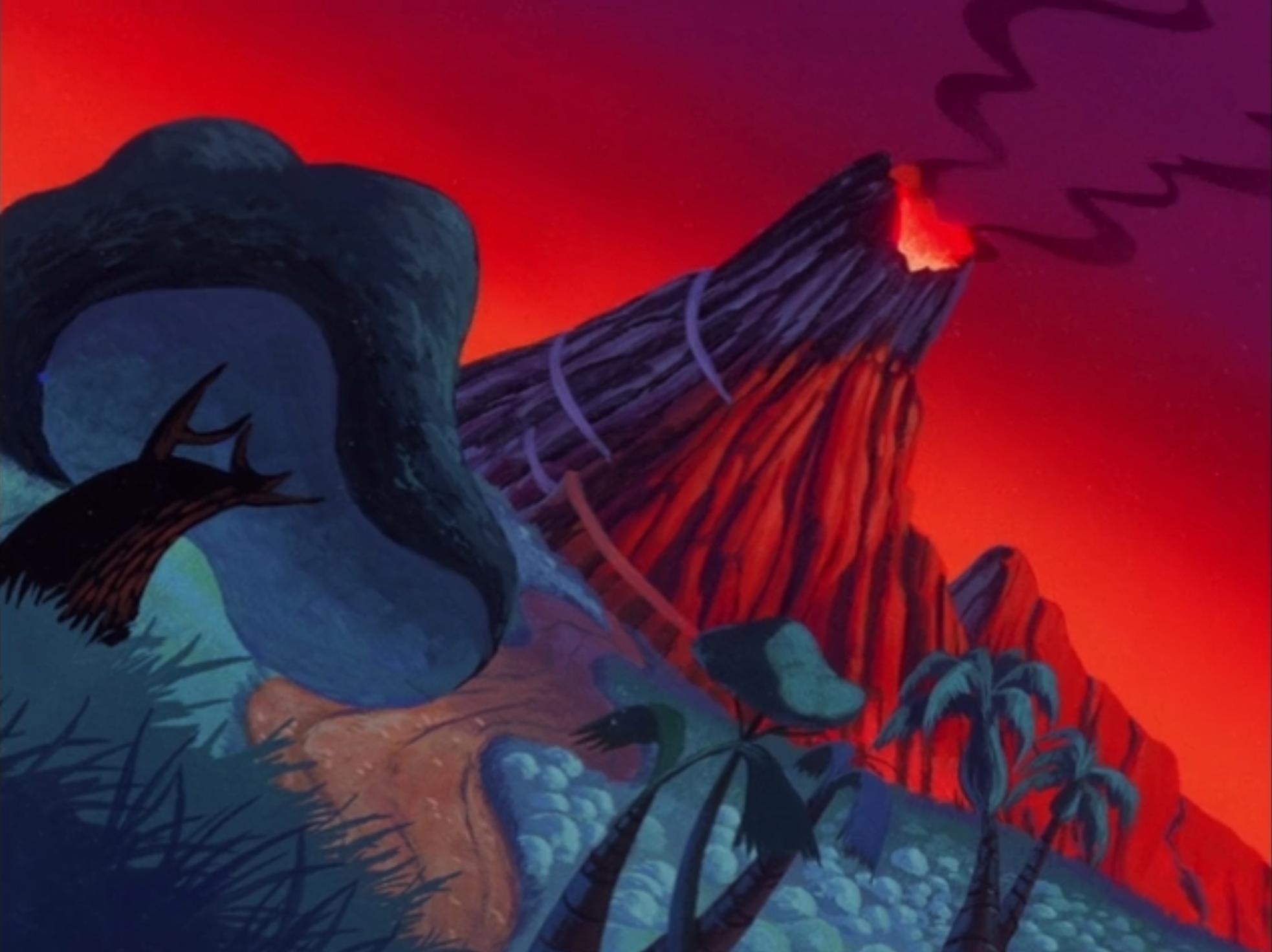 Mount Magma